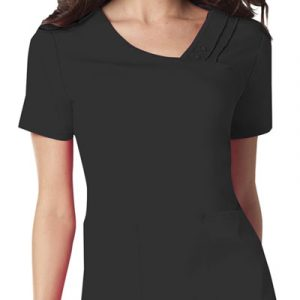 Luxe | Crossover V-Neck Top