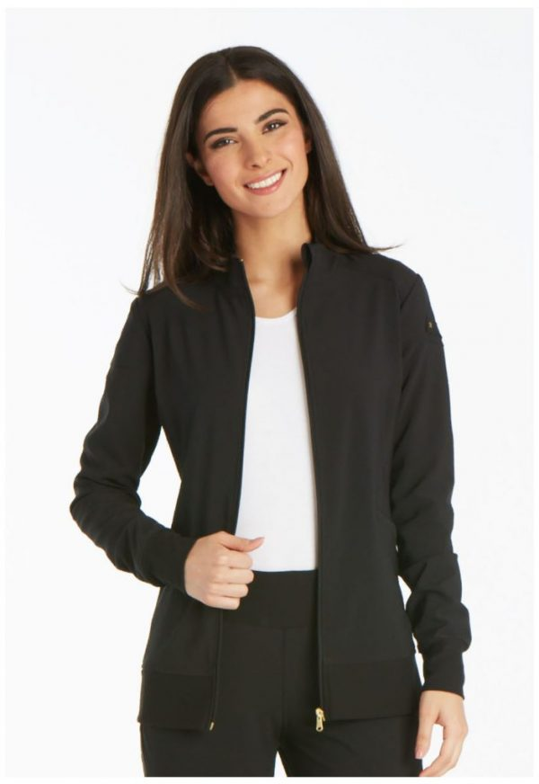 Iflex | Zip Front Jacket