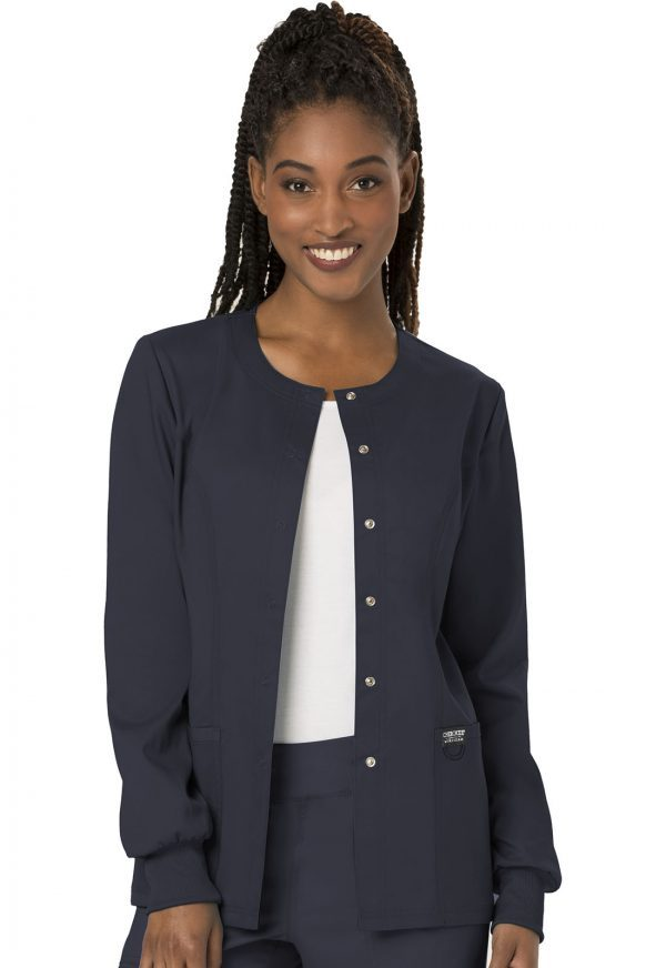 Luxe | Snap Front Jacket